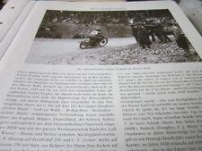 Motorrad Archiv Motorradrennen 3040 ÖsterreichTourist Trophy Wiener Wald 1928