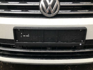 VW Volkswagen License Plate Holder Frame  Genuine accessories