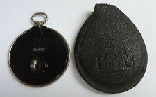 Zeiss Ikon Diaphot exposure meter in original leather case