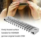 Harmonica Comb 12  Hole Chromatic Scale for HOHNER 270D Original 270 LA12 Durable