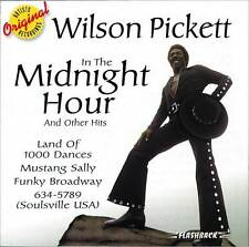 In The Midnight Hour & Other Hits - Pickett, Wilson - CD New Sealed