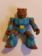 1987 Hasbro Battle Beast #11a Grizzly Bear No Chest Sticker
