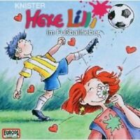 """HEXE LILLI """"HEXE LILLI IM FUSSBALLFIEBER (FOLGE 10)"""" CD HÖRBUCH NEW"""