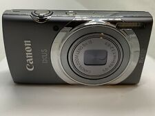 Canon IXUS 150 Digital Compact Camera (16 MP 8 X Optical Zoom