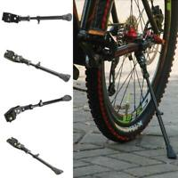 Adjustable Heavy  Aluminum Mountain Bike Bicycle Cycle Prop Side Reak Kick Stand