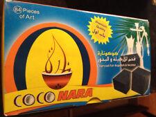 Coconara Coco Nara Coconut Shisha Hookah Coal 84pcs The Worlds Best Shisha Coal
