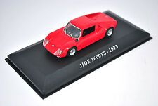 Voiture modèle réduit collection 1/43ème Jidé 1600 TS de 1973