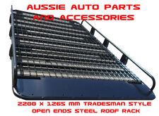 Steel Open Ends Roof Rack 2200mm for TOYOTA LandCruiser PRADO 120 Series Rack