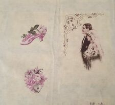 Love's Promise Bessie Pease Quilting Treasures Victorian Bride Groom Wedding