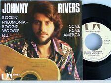 Johnny Rivers (Singer/Songwriter)-Rockin' Pneumonia Boogie WoogieFlu D-1972 wocl