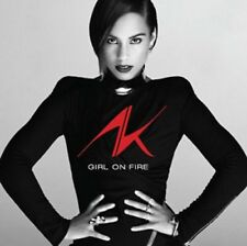 Alicia Keys - Girl On Fire (Australian Tour Edition) [New & Sealed] CD+DVD