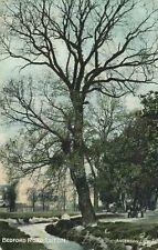 More details for vintage bedfordshire postcard, bedford road, luton. anderson series no.159 jx3