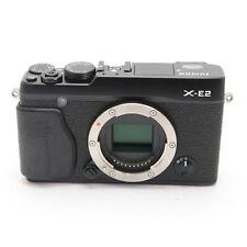 Fujifilm Fuji X-E2 16.3MP Mirrorless Digital Camera Body (Black) -Near Mint-