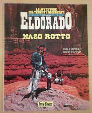 BLUEBERRY collana eldorado n.18 NASO ROTTO edizioni nuova frontiera 1986