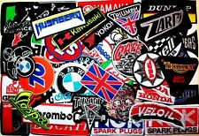 50 pcs. Super F1 Motogp nascar Motorcycles Car Auto Sports Racing Iron Patch A4