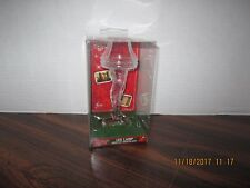 A Christmas Story Movie Leg Lamp Image Clear Shot Glass, NEW BOXED