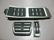 Audi S4 8K Pedale Pedalset Fußstütze A5 A4 S4 8K1864777 4H0721891 4H1723173A