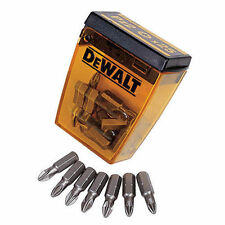 DeWalt PZ2 POZI BITS Screwdriver BITS 25mm 1x 20bits / Pack of 20 BITS