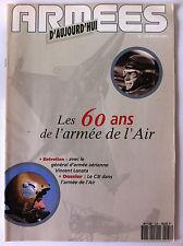Armées d'Aujourd'hui n°178 du 03/1993; Les 60 ans de l'armée de l'air