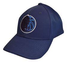 MEN'S HAT EMBROIDERED TEAM NAME NBA MAVERICKS CAP NAVY ONE SIZE