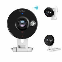 Funlux 720P HD Wireless WiFi IP Network 2-Way-Audio Surveillance Security Camera