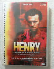Henry: Portrait of a Serial Killer [20th Anniversary Special Edition] 2 DVD Set