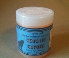 POMADA CEBO DE COYOTE 3.5oz-coyote bait-topical analgesic ointment  pain relieve