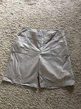 Caslon Casual Shorts 100% Cotton Color Green Size 12