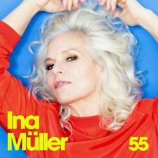 Ina Müller - 55   (Neu 2020)    CD NEU OVP