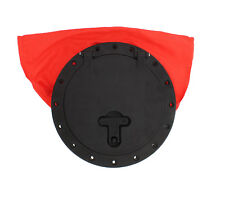 "Kayak Deck Plate Hatch Bag 8"" Inch Watertight and Water-Resistant Storage"