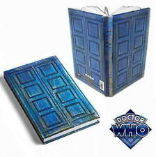 Dr. Who River Song's Tardis Journal Time Machine Trip Diary Notebook Collectible