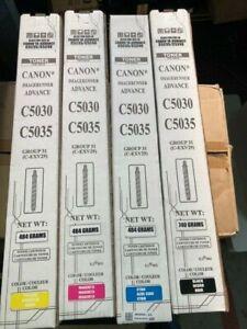 compatible Canon Toner GPR 31 set compatible fo imagerunner advance C5030 C5035