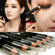 2Pcs Smooth EyeLiner Waterproof Beauty Cosmetic Makeup Eyeliner Pencil Pen