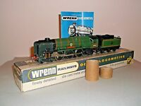 WRENN W2236  REBUILT West Country 4 6 2 34042 DORCHESTER, boxed, instructions