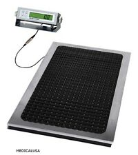 NEW Vet Veterinary /  Bariatric scale or Animal Dog Cat Livestock Weight 600 LBS