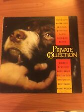 LP PRIVATE COLLECTION K-TEL TI 223 EX-/EX+  ITALY PS 1984 RAI