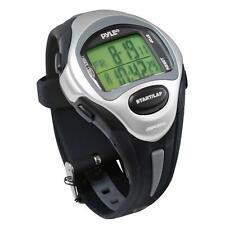 New PSWLMR30BK  Black  Ladies Marathon Runner Watch 150 Lap Chronograph Memory