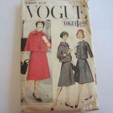 Cut Vintage Suit Sewing Patterns