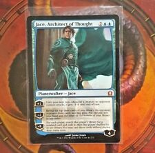 MTG - Jace, Architect of Thought [RTR]