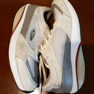 MBT Athletic Sport Rocking Toning Walking Sneakers Womens 9.5 ART# 400214-16 EUC