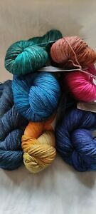 The Yarn Collective Bloomsbury DK - Dropdown box select 100g NEW