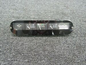 95241-019 Piper PA32R-300 Instrument Cluster Panel Assy (Volts: 14)