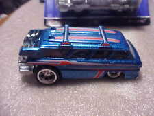 Hot Wheels Mint Loose Real Rider Series Custom Chevy Greenbrier Sports Wagon