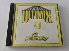 ULTIMIX 40 (DJ REMIX) CD - SAMANTHA FOX, PAULA ABDUL, CRYSTAL WATERS...