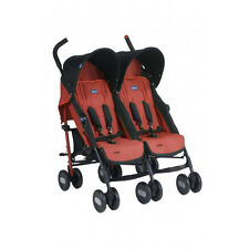 Chicco Echo Twin Garnet Zwillingsbuggy