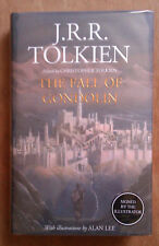 The Fall of Gondolin Hardcover-j R Rtolkien for 30 August 2018 Release