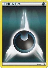 4x Pokemon XY Darkness Energy 138/146 Common Card