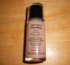 1 bottle REVLON original formula COLORSTAY MAKEUP normal / dry skin foundation