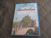 "DVD ""DESTINATIONS FAVORITES : AMSTERDAM"""