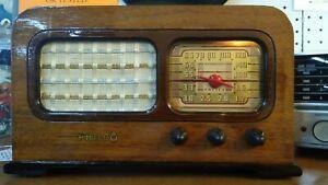 Philco 41-220 Working Restored VIntage rare retro